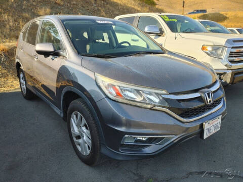 2015 Honda CR-V for sale at Guy Strohmeiers Auto Center in Lakeport CA