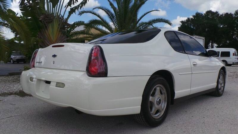 2004 Chevrolet Monte Carlo LS 2dr Coupe - Fort Myers FL