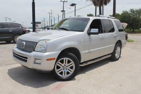 2010 Mercury Mountaineer for sale at Flash Auto Sales in Garland TX