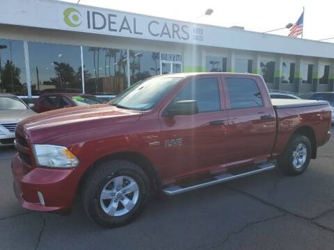 2013 RAM Ram Pickup 1500 for sale at Ideal Cars Broadway in Mesa AZ