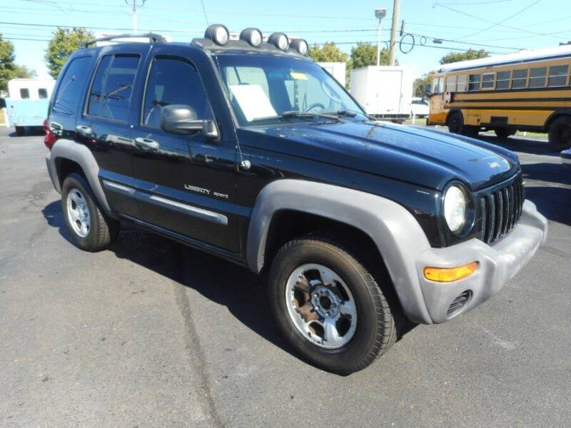 2002 Jeep Liberty for sale at Integrity Auto Group in Langhorne PA