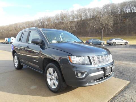 2015 Jeep Compass for sale at Maczuk Automotive Group in Hermann MO