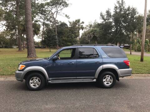 2004 Toyota Sequoia for sale at Import Auto Brokers Inc in Jacksonville FL