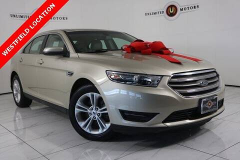 2017 Ford Taurus for sale at INDY'S UNLIMITED MOTORS - UNLIMITED MOTORS in Westfield IN