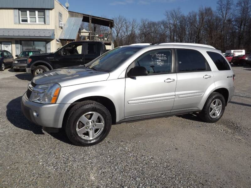 2005 Chevrolet Equinox for sale at Country Side Auto Sales in East Berlin PA