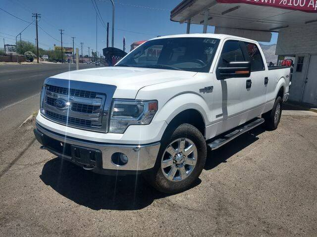 2014 Ford F-150 for sale at Hotline 4 Auto in Tucson AZ