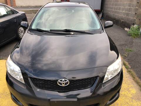 2009 Toyota Corolla for sale at G&K Consulting Corp in Fair Lawn NJ