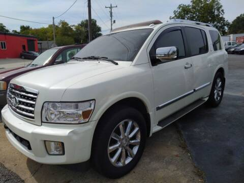 2008 Infiniti QX56 for sale at Thomasville Auto Sales in Thomasville NC