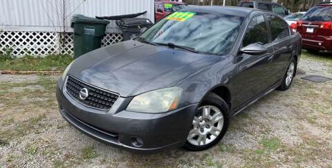 2006 Nissan Altima for sale at Auto Mart - Dorchester in North Charleston SC