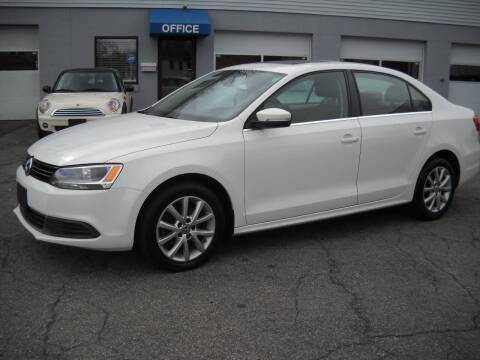 2013 Volkswagen Jetta for sale at Best Wheels Imports in Johnston RI