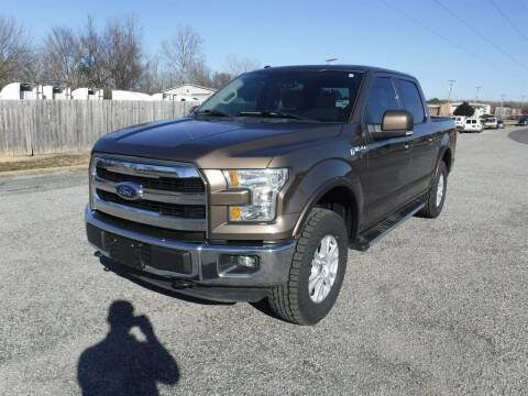 2016 Ford F-150 for sale at Memphis Truck Exchange in Memphis TN