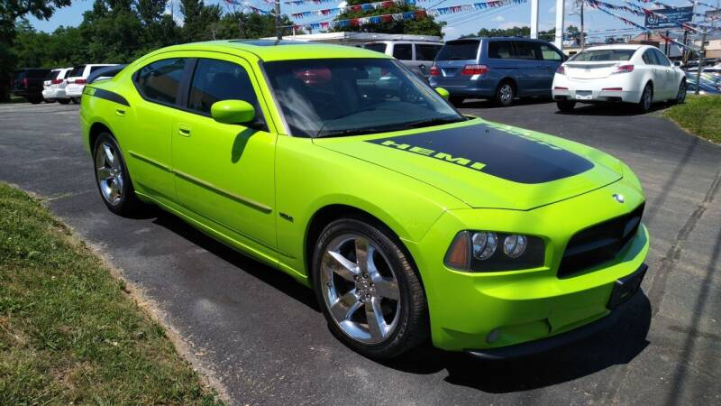 2007 Dodge Charger for sale at ABC Auto Sales and Service in New Castle DE