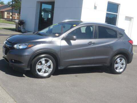 2016 Honda HR-V for sale at Price Auto Sales 2 in Concord NH