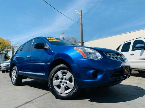 2011 Nissan Rogue for sale at Alpha AutoSports in Roseville CA