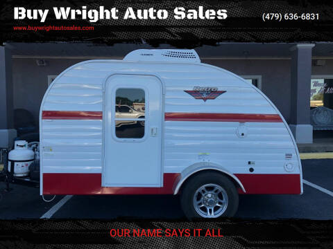 2018 Riverside RV Retro Jr. for sale at Buy Wright Auto Sales in Rogers AR