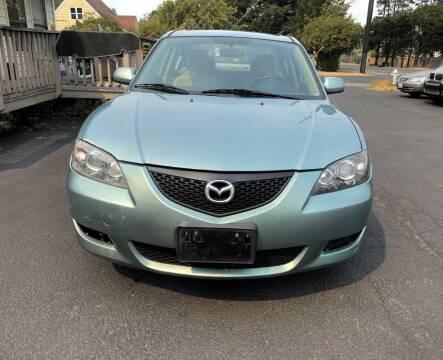 2004 Mazda MAZDA3 for sale at Life Auto Sales in Tacoma WA