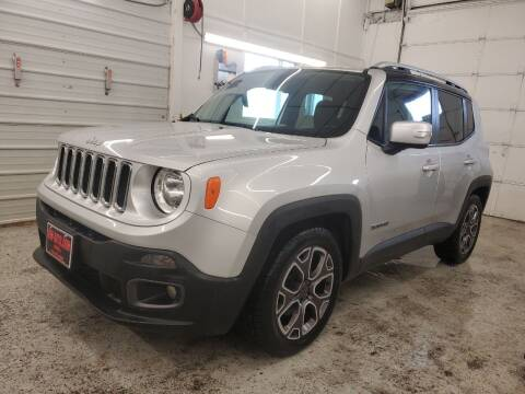 2016 Jeep Renegade for sale at Jem Auto Sales in Anoka MN