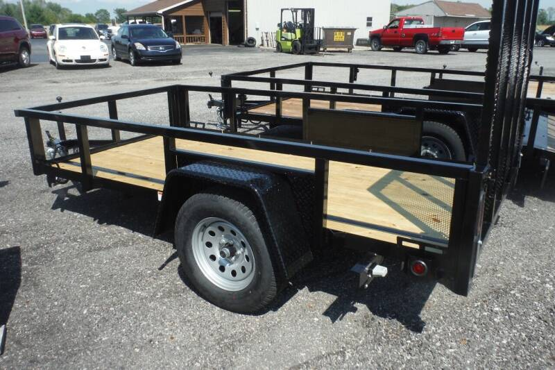 2021 Quality Steel 5 X 10  LANDSCAPE for sale at Bryan Auto Depot in Bryan OH
