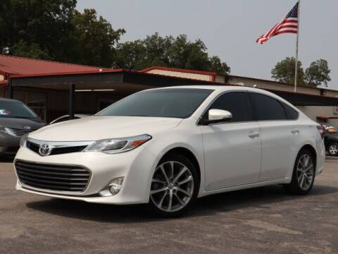 2015 Toyota Avalon for sale at Bryans Car Corner in Chickasha OK
