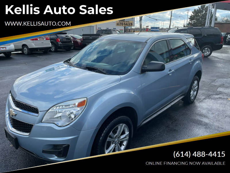 2014 Chevrolet Equinox for sale at Kellis Auto Sales in Columbus OH
