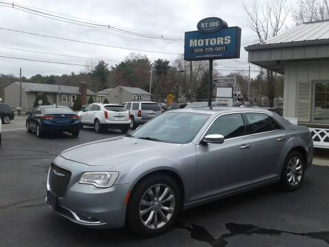 2016 Chrysler 300 for sale at Route 106 Motors in East Bridgewater MA