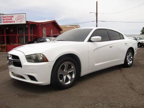 2013 Dodge Charger for sale at Van Buren Motors in Phoenix AZ