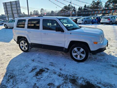 2011 Jeep Patriot for sale at Rum River Auto Sales in Cambridge MN