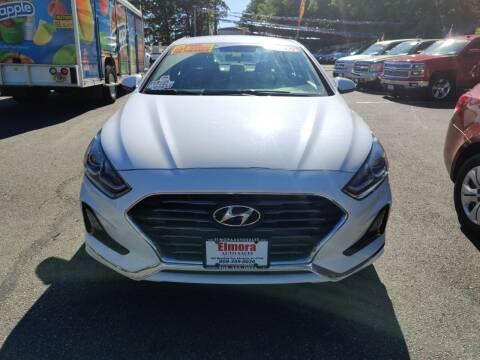 2018 Hyundai Sonata for sale at Elmora Auto Sales in Elizabeth NJ