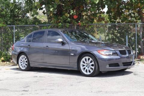 2007 BMW 3 Series for sale at No 1 Auto Sales in Hollywood FL