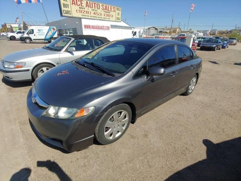2010 Honda Civic for sale at ACE AUTO SALES in Lake Havasu City AZ
