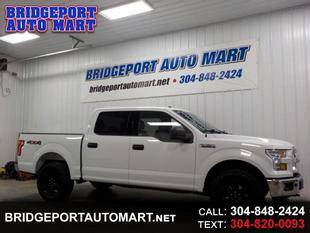 2016 Ford F-150 for sale at Bridgeport Auto Mart in Bridgeport WV