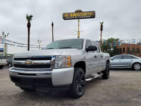 2010 Chevrolet Silverado 1500 for sale at A MOTORS SALES AND FINANCE in San Antonio TX