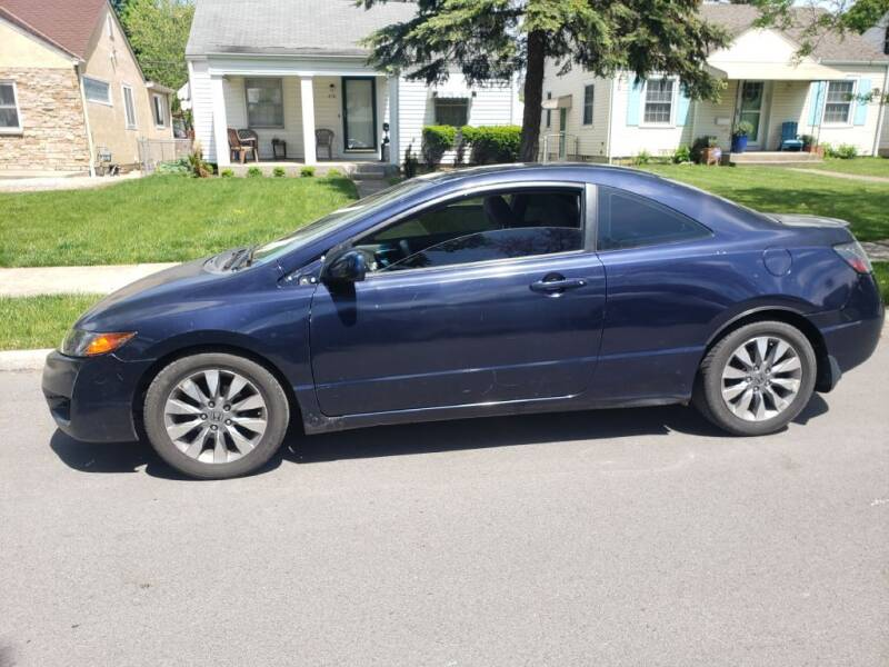 2009 Honda Civic for sale at REM Motors in Columbus OH