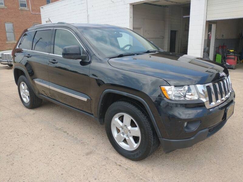 2012 Jeep Grand Cherokee for sale at Apex Auto Sales in Coldwater KS