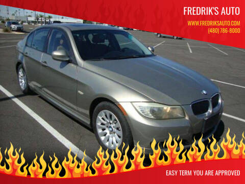 2009 BMW 3 Series for sale at FREDRIK'S AUTO in Mesa AZ