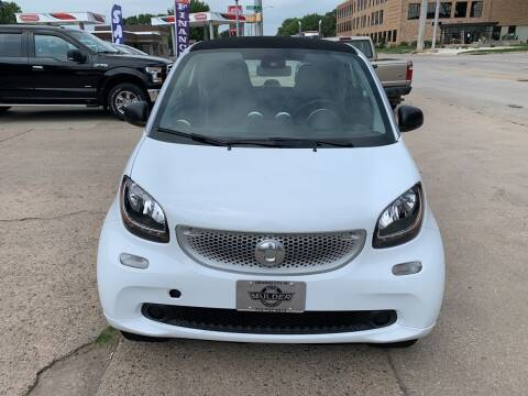 2017 Smart fortwo for sale at Mulder Auto Tire and Lube in Orange City IA
