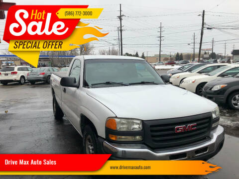 2003 GMC Sierra 1500 for sale at Drive Max Auto Sales in Warren MI
