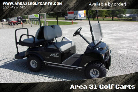 2021 Club Car Gas Golf Cart 800 XRT , 4 Passenger  for sale at Area 31 Golf Carts - Gas 4 Passenger in Acme PA