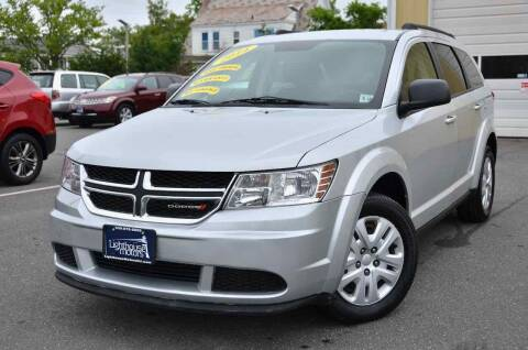 2014 Dodge Journey for sale at Lighthouse Motors Inc. in Pleasantville NJ