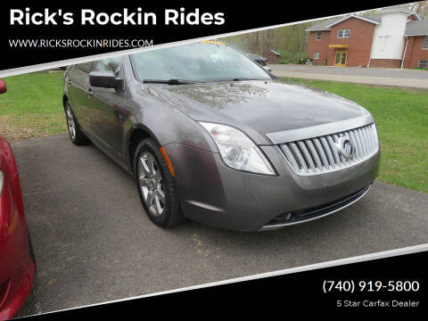 2010 Mercury Milan for sale at Rick's Rockin Rides in Reynoldsburg OH
