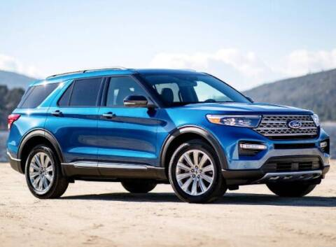 2021 Ford Explorer for sale at Diamante Leasing in Brooklyn NY