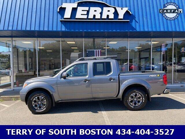 2020 Nissan Frontier for sale at Terry of South Boston in South Boston VA