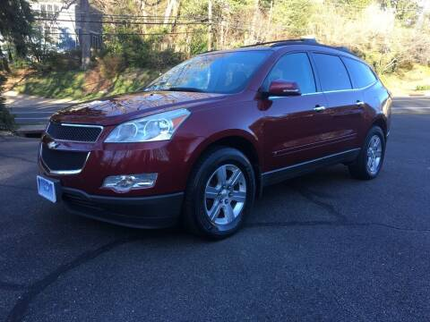 2010 Chevrolet Traverse for sale at Car World Inc in Arlington VA