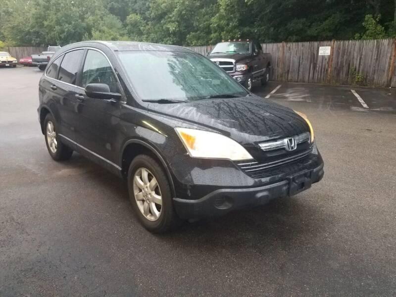 2007 Honda CR-V for sale at Suburban Auto Technicians LLC in Walpole MA
