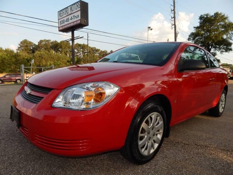 2009 Chevrolet Cobalt for sale at Medford Motors Inc. in Magnolia TX