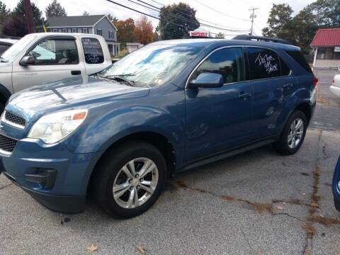 2012 Chevrolet Equinox for sale at Auto Brokers of Milford in Milford NH