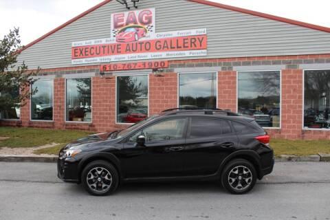 2018 Subaru Crosstrek for sale at EXECUTIVE AUTO GALLERY INC in Walnutport PA