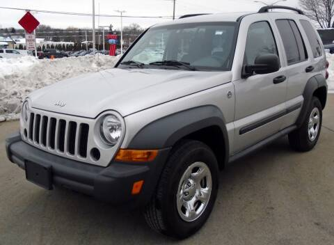 2006 Jeep Liberty for sale at Waukeshas Best Used Cars in Waukesha WI