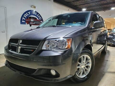 2018 Dodge Grand Caravan for sale at Italy Blue Auto Sales llc in Miami FL