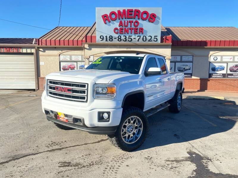 2015 GMC Sierra 1500 for sale at Romeros Auto Center in Tulsa OK